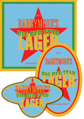 Star Beer Labels