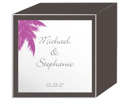 Tropic Getaway Favor Boxes