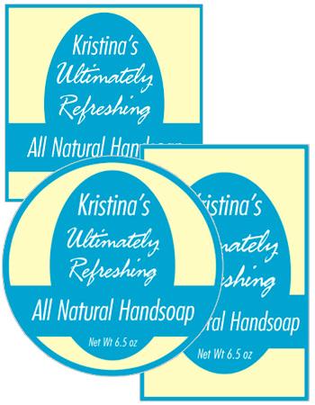 Vanilla Food and Craft Label