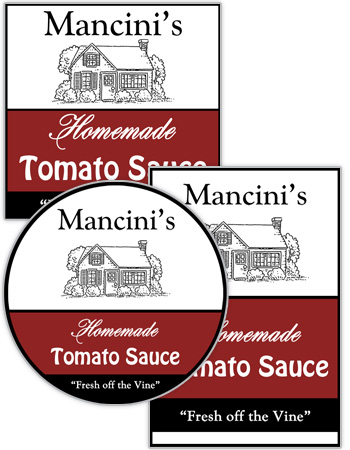Warhol Food and Craft Labels