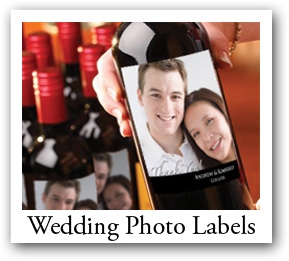 Wedding Photo Labels