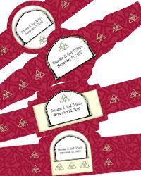 Celtic Cigar Band Labels