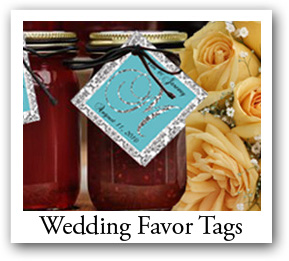 Wedding Hang Tags