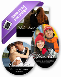 Custom Photo Text Labels
