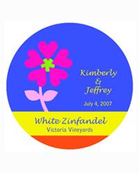 Loveflower Wine Coaster
