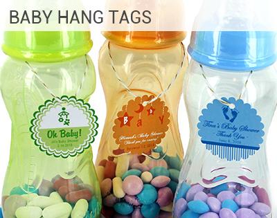 Baby Hang Tags