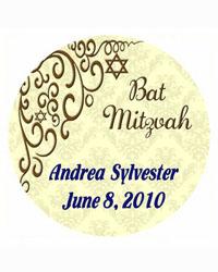 Bar Mitzvah Traditional Coasters