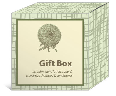 Soothing Bath and Body Boxes
