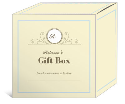 Tranquil Bath and Body Boxes