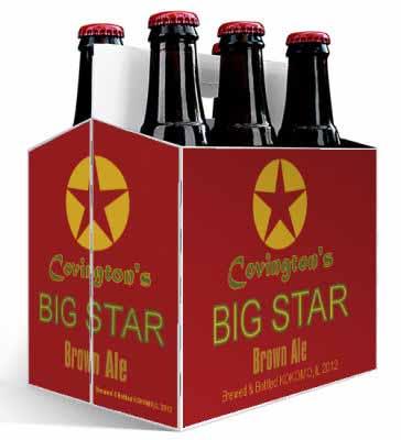 Big Star 6 Pack Beer Carrier