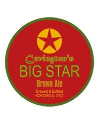 Big Star Beer Coasters