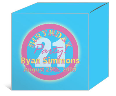 Party Birthday Boxes