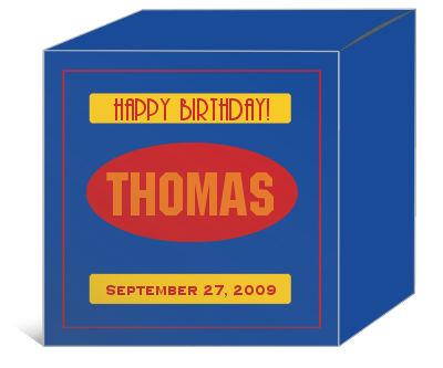 Sport Birthday Boxes