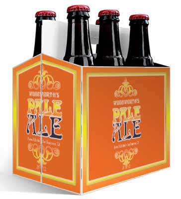 Cali 6 Pack Beer Carrier