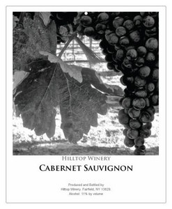California Wine  Favor Tag