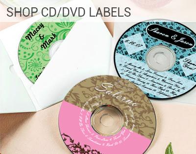All CD DVD Label