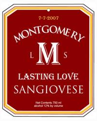 Character Wine Hang Tags
