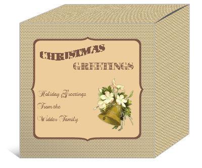 Sepia Christmas Gift Boxes