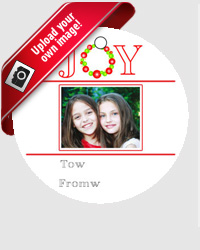 Joy Hang Tags