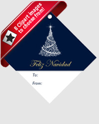 Christmas Tree Hang Tags