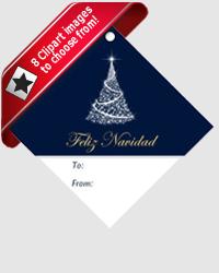 Christmas Tree Hang Tags