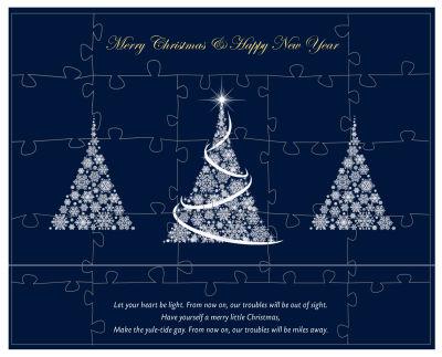Christmas Tree Christmas Puzzles