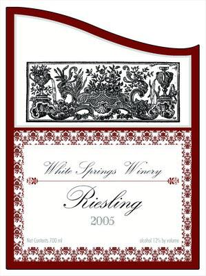 Colorado Wine Labels