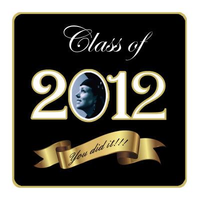 Congrats Graduation Coasters