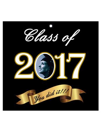 Congrats Graduation Hang Tag