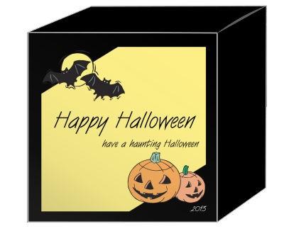 Corner Clipart Halloween Boxes