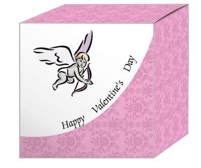 Corner Edge Valentine Boxes
