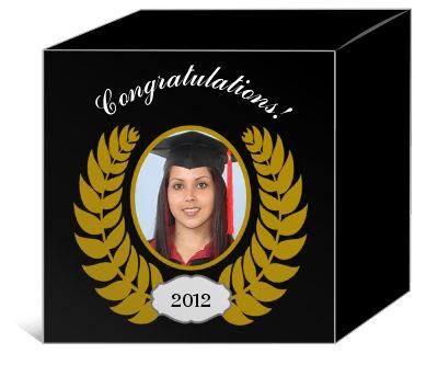 Crest Graduation Boxes