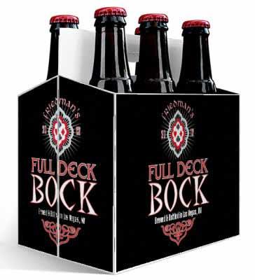 Deck 6 Pack Beer Carrier