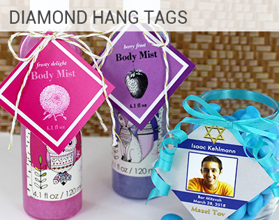 Diamond Hang Tag