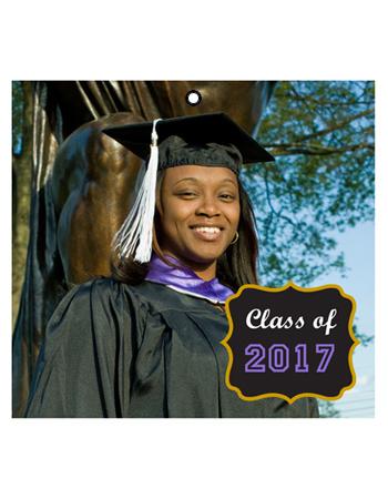 Drive Graduation Hang Tag