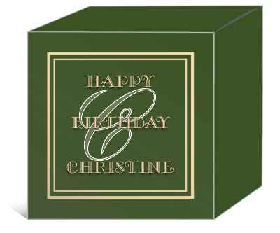 Elegant Birthday Boxes