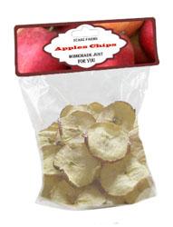Apple Dumpling Bag Toppers with bag