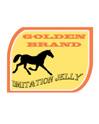 Golden Food and Craft Labels