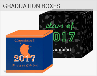 graduation favors boxes, graduation gift boxes, favor boxes