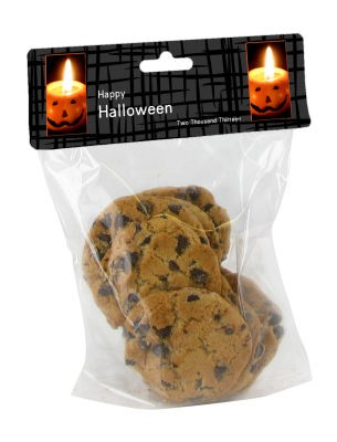 Halloween Bag Toppers - Bag Included
