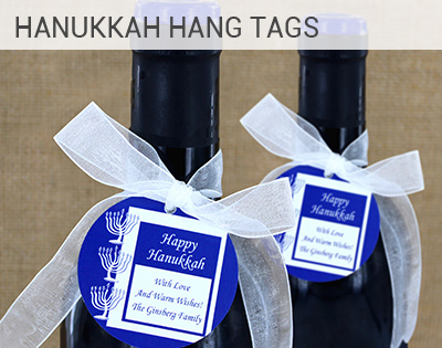 Hanukkah Hang Tags