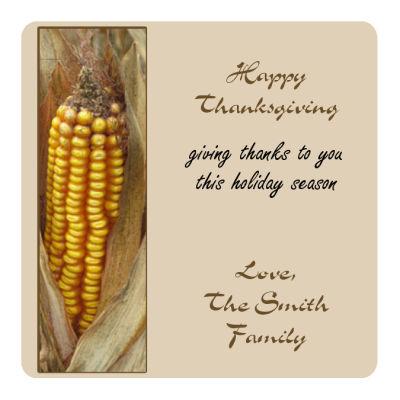 Happy Thanksgiving Costars