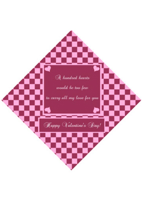Happy Valentines Day Valentine Day Labels