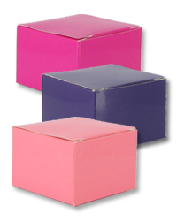 High Gloss Tuck Rectangle Top Boxes