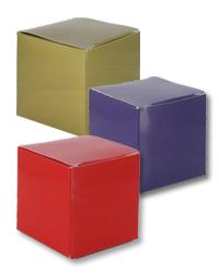 High Gloss Tuck Top Boxes