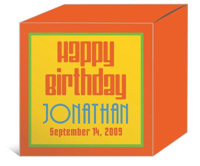 Hippie Birthday Boxes