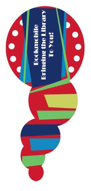 Idea circle bookmark