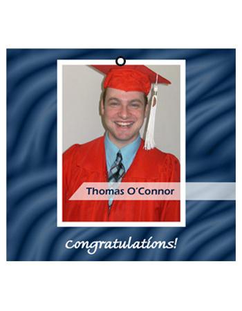 Snapshot Graduation Hang Tag