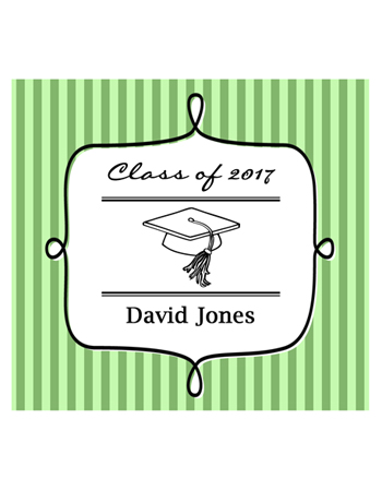 Praise Graduation Labels