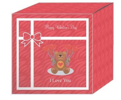 Present Valentine Boxes